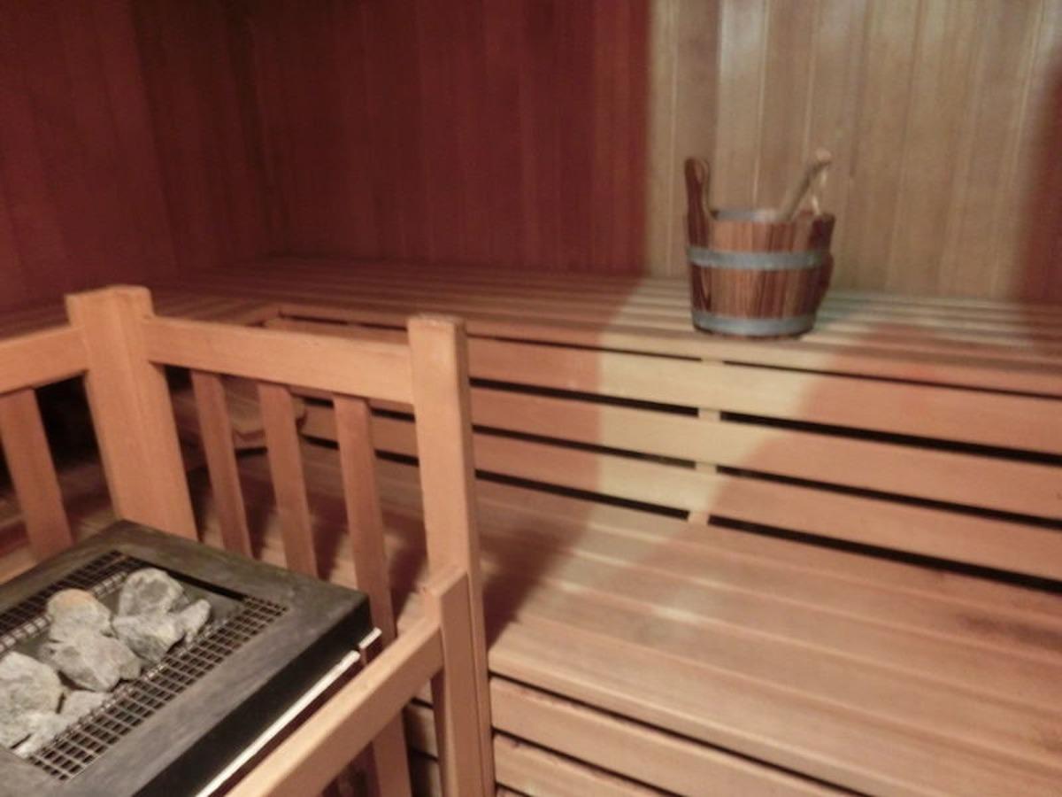 Sauna/Wellnessbereich