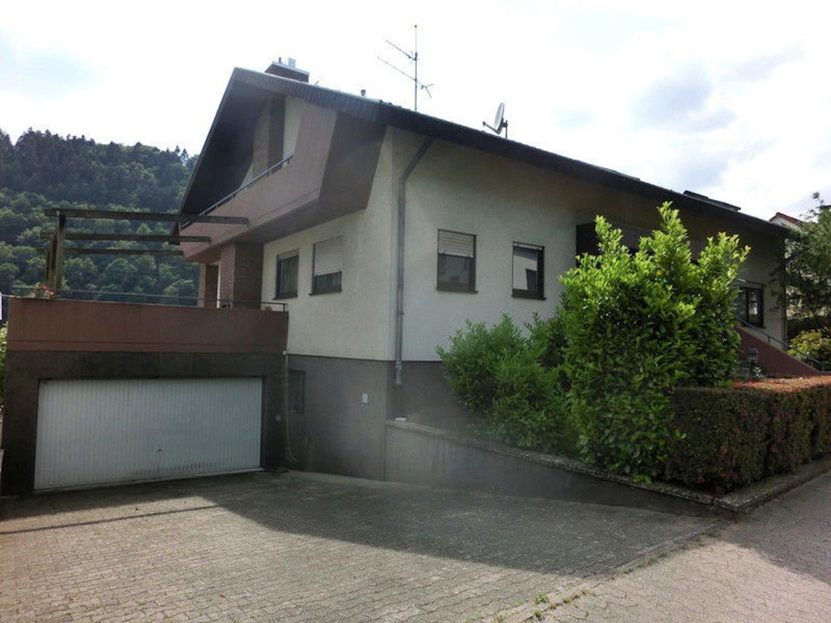 Fassade/Garage