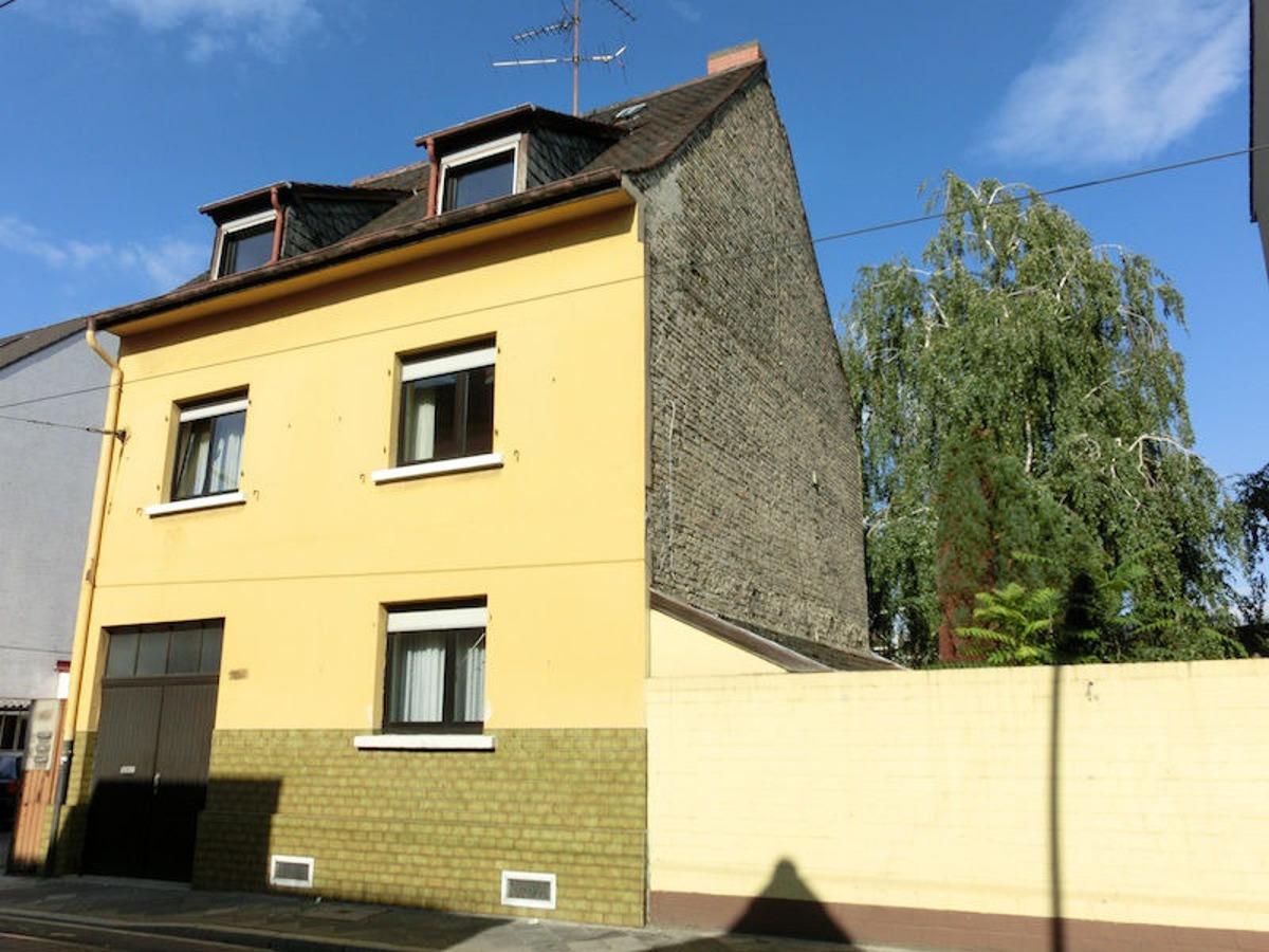 Fassade/Baulücke