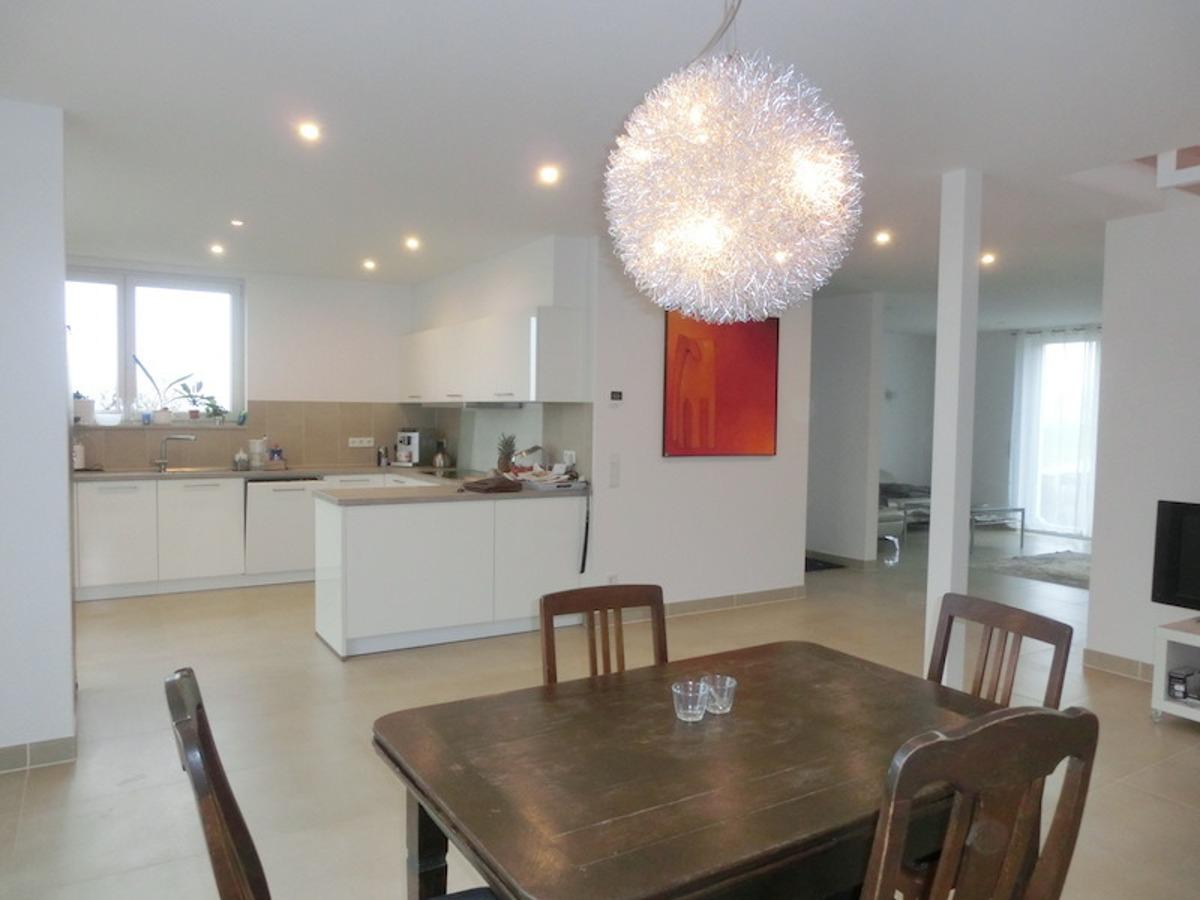 Küche/Esszimmer/Wohnzimmer