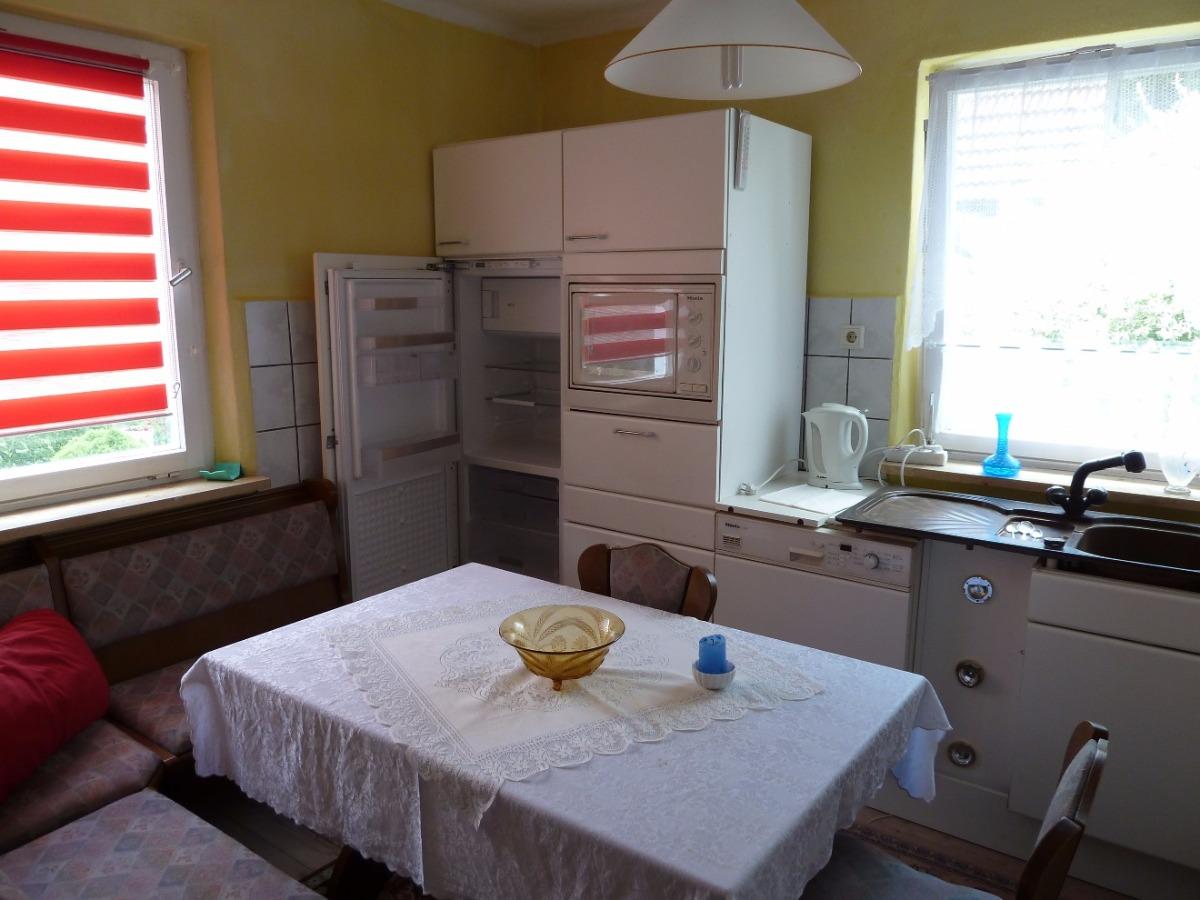 Küchenbereich Ursprungshaus
