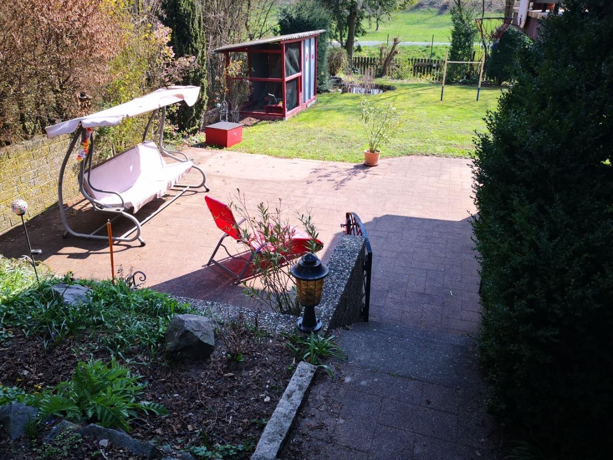 Freisitz/Gartenbereich