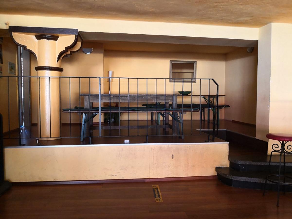 Empore im Obergeschoss