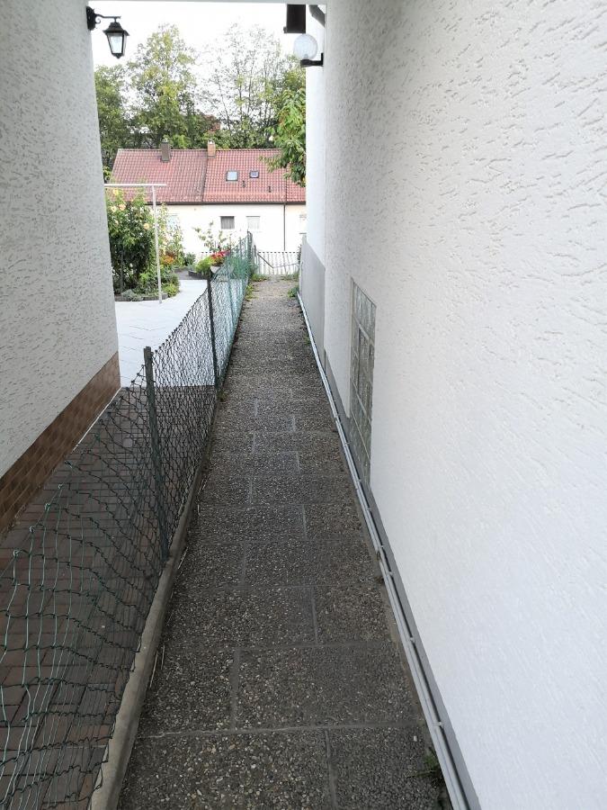 Zugang Wohnhaus