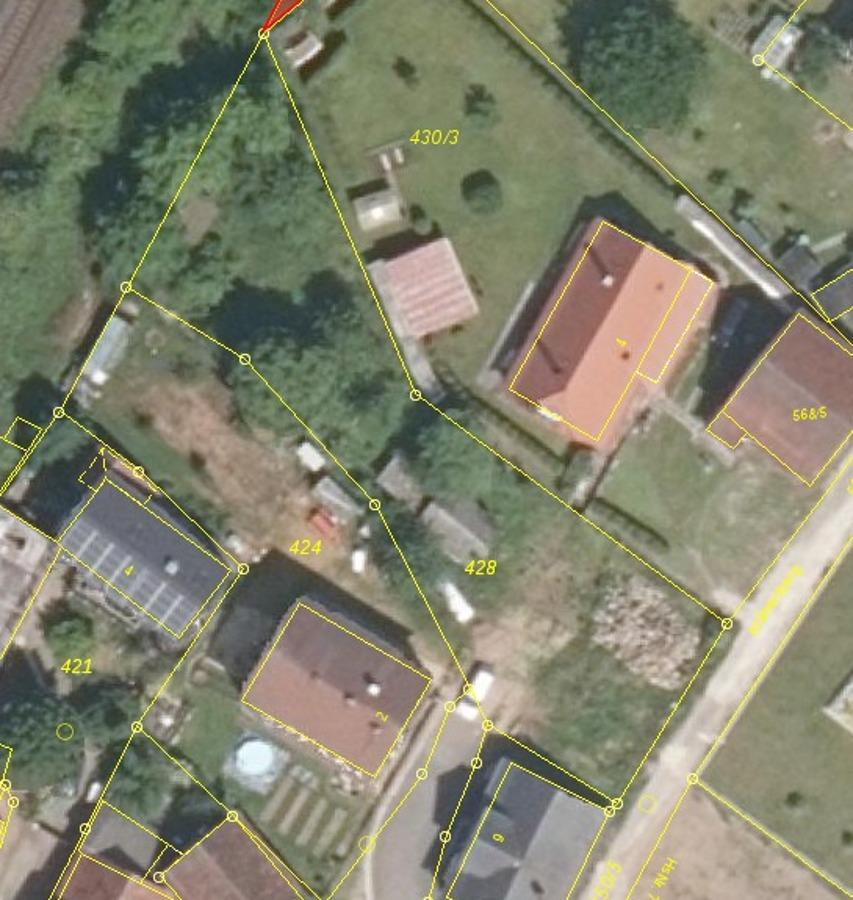 Flurstück 428 - Wohngrundstück