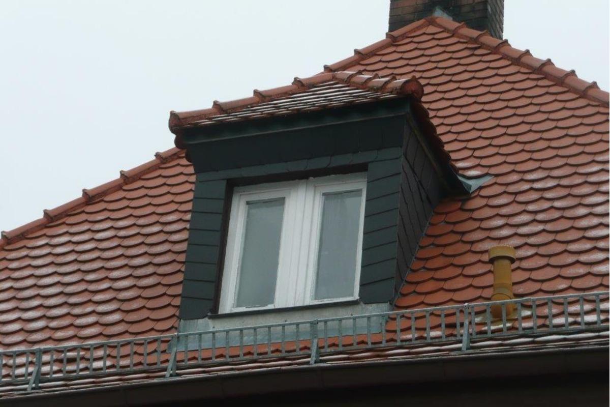 Dachbereich mit Gaube