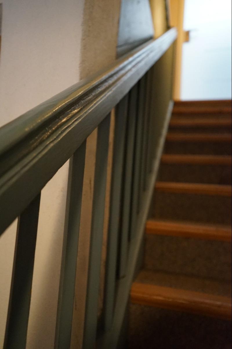 Holz-Treppenhandlauf