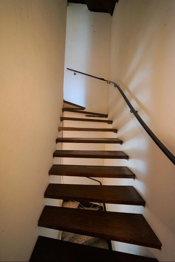 Treppenaufgang EG - OG