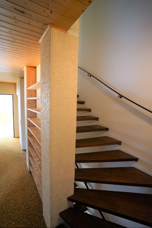 Flurbereich OG mit Treppenaufgang DG