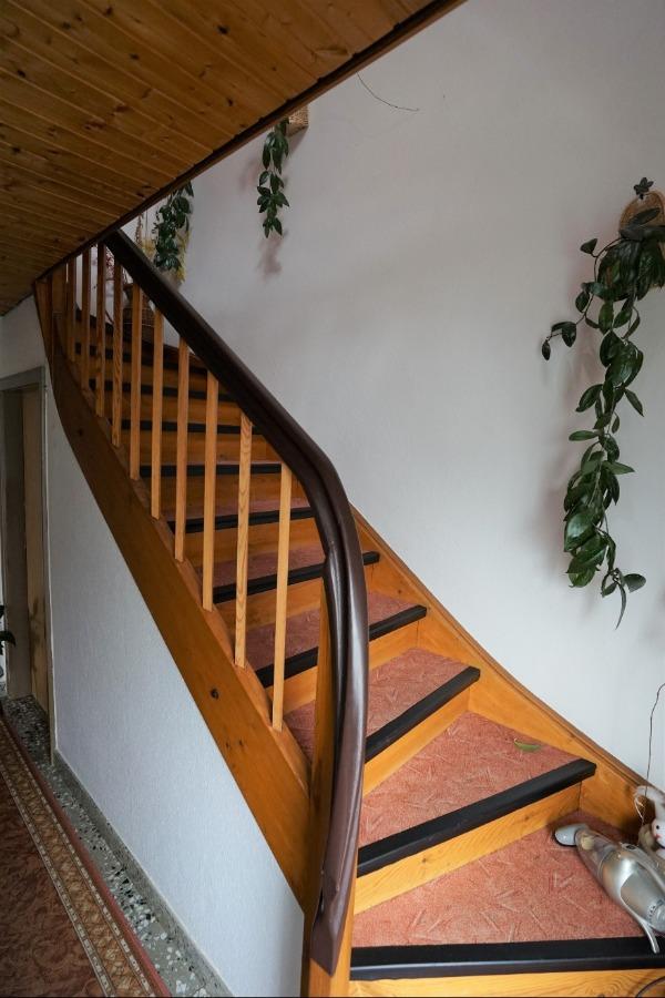 Treppenaufgang EG-DG