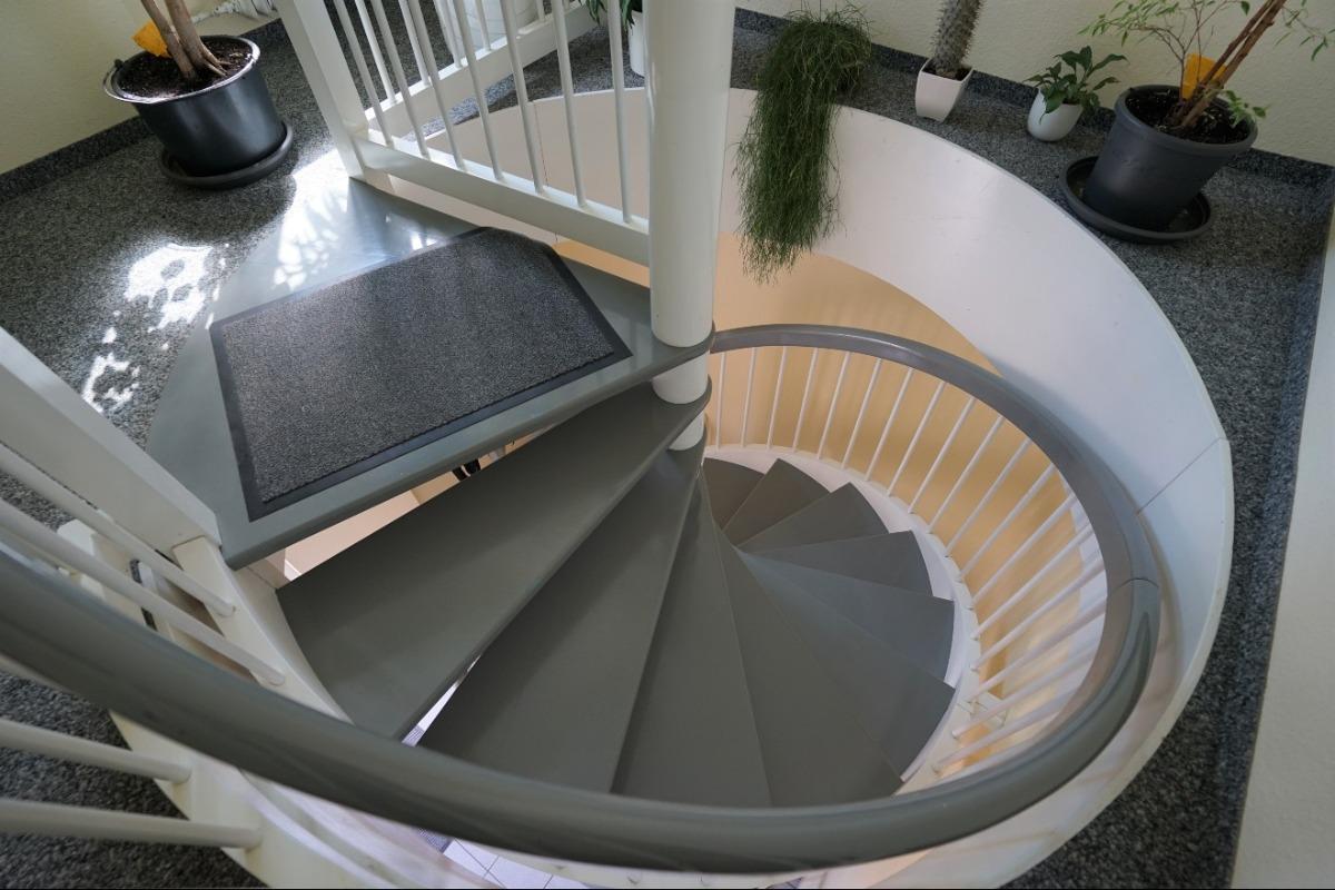Treppenaufgang KG-EG-OG