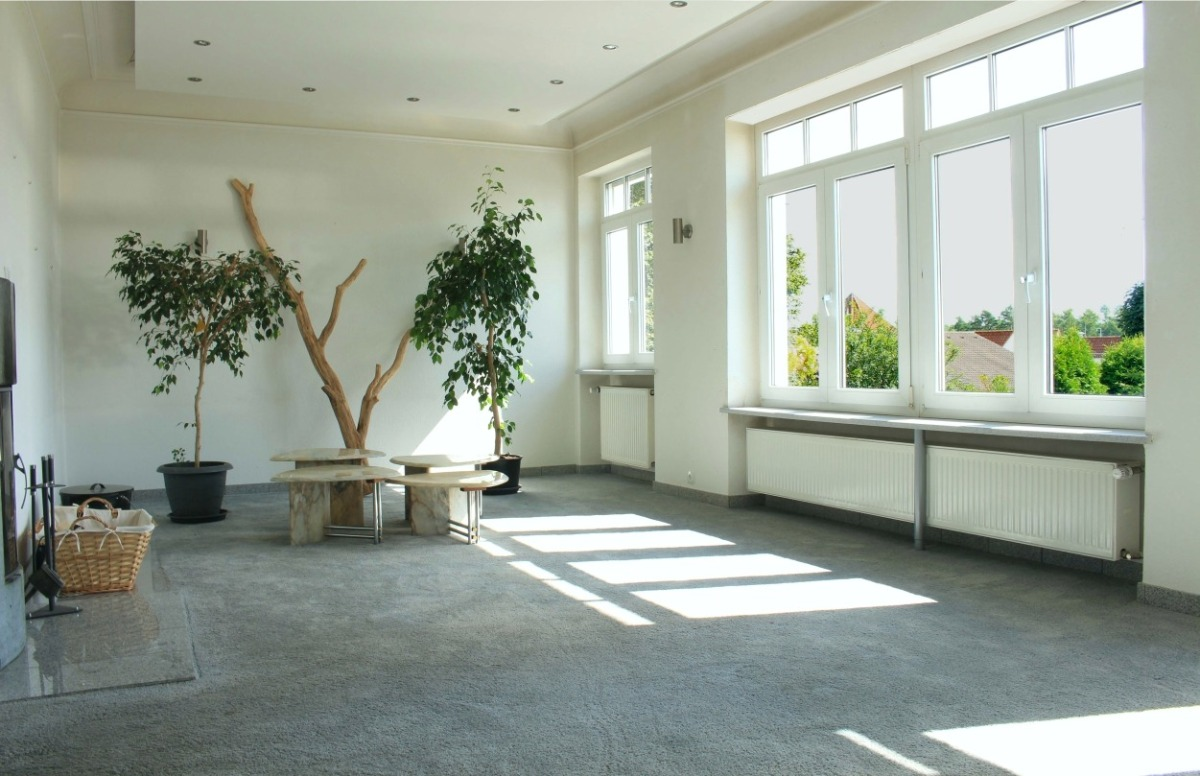 Büro-/Empfangsbereich 1. OG