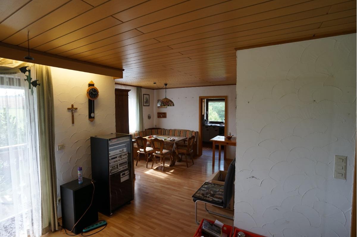 Esszimmer und Küche OG