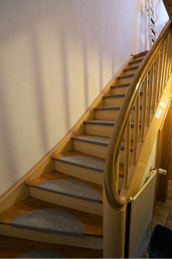 Treppenaufgang EG - 1.OG